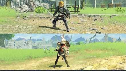 Change Characters