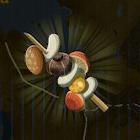 Electro Mushrooom Skewer Icon