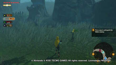 Freeing Korok Forest Korok Seed Locations