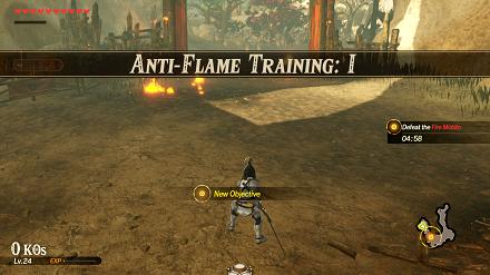 Anti-Flame Training: I Banner