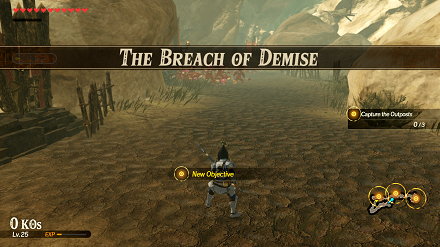 The Breach of Demise Banner