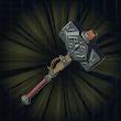 Iron Sledgehammer Icon