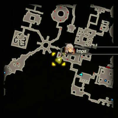 Destroy the Yiga Clan! Korok Seeds Map