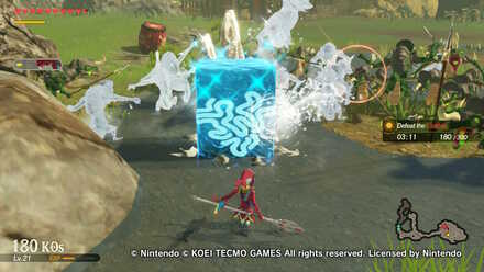 Sheikah Runes Guide How To Use Runes In Battle Hyrule Warriors Age Of Calamity Game8