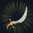 Moonlight Scimitar Icon