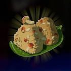 Mushroom Rice Balls Icon
