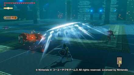 How To Get The Master Sword And Best Master Sword Build Hyrule Warriors Age Of Calamity Game8