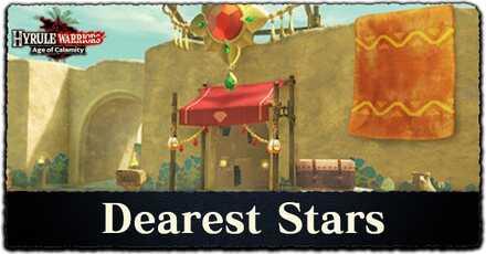 Dearest Stars