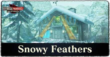 How to Unlock Snowy Feathers