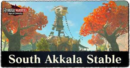 South Akkala Stable