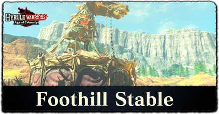 Foothill Stable