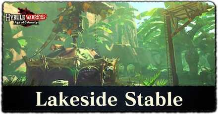 How to Unlock Lakeside Stable