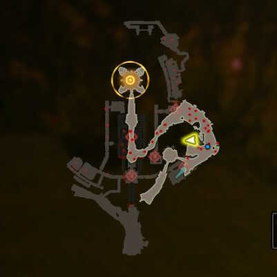 Calamity Strikes Korok Seeds Map