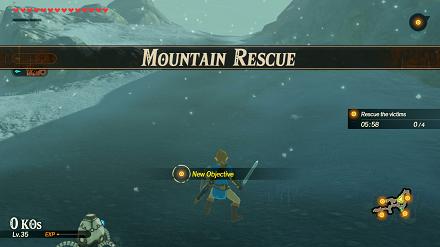 Mountain Rescue Banner