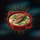 Creamy Meat Soup Icon