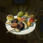 Copious Mushroom Skewers Icon