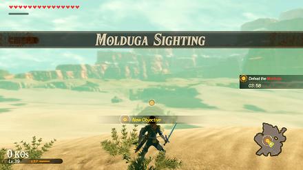 Molduga Sighting Banner