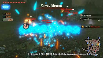 Each Step Like Thunder Walkthrough All Treasure Chests And Korok Seeds Locations Hyrule Warriors Age Of Calamity Game8