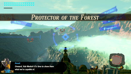 Protector of the Forest Banner