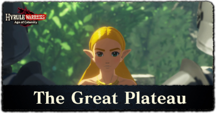 The Great Plateau Walkthrough All Treasure Chests And Korok Seeds Locations Hyrule Warriors Age Of Calamity Game8