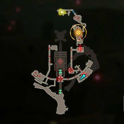 Calamity Strikes Map