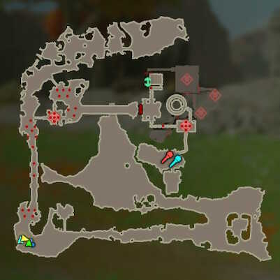 Akkala Tower Map
