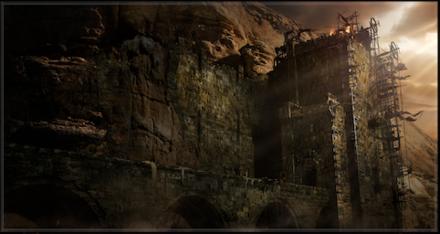 2-1: Stonefang Tunnel