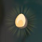 Hard-Boiled Egg Icon