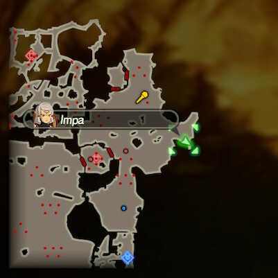 All Hyrule United Map