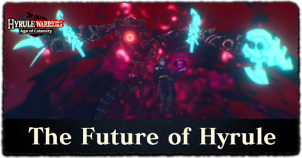The Future Of Hyrule Walkthrough All Treasure Chests And Korok Seeds Locations Hyrule Warriors Age Of Calamity Game8
