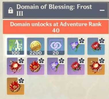 Domain Level 3