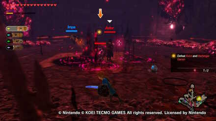 Boss Battle Guide How To Beat Astor Hyrule Warriors Age Of Calamity Game8