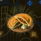 Meat Pie Icon