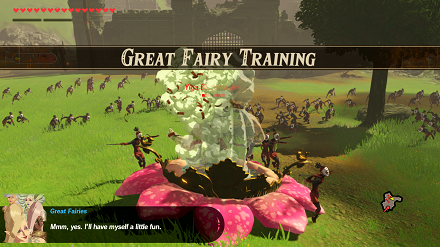 Great Fairy Training Banner