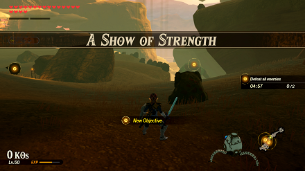 A Show of Strength Banner