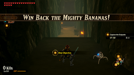 Win Back the Mighty Bananas! Banner