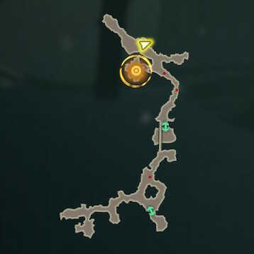 Winged Escort Korok Map