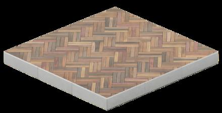 ACNH - Turkey Day Flooring