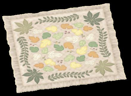 ACNH - Turkey Day Rug