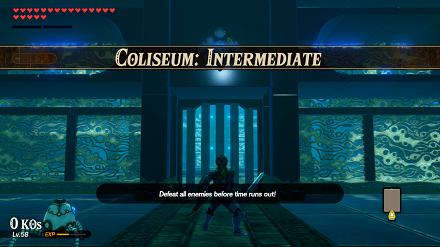 Coliseum: Intermediate Banner