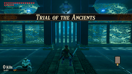 Trial of the Ancients Banner