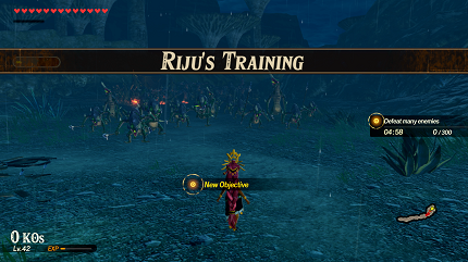 Riju S Training Challenge Walkthrough Hyrule Warriors Age Of Calamity Game8