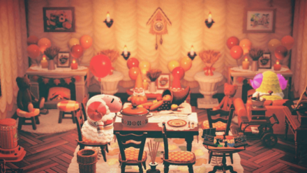 ACNH - List of Turkey Day Recipes and Furniture.png