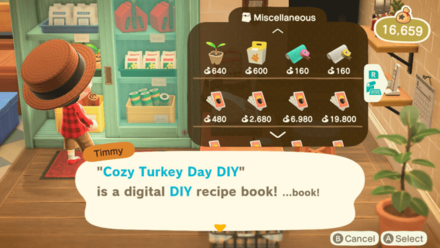 ACNH - Turkey Day DIY Nook Store.png