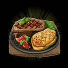 Spicy Pepper Steak Icon
