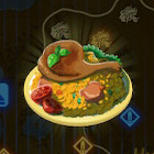 Gourmet Poultry Pilaf Icon