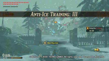 Anti-Ice Training: III Banner