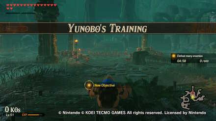 Yunobo S Training Challenge Walkthrough Hyrule Warriors Age Of Calamity Game8