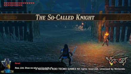 The So-Called Knight Banner