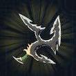 Lizal Tri-Boomerang Icon